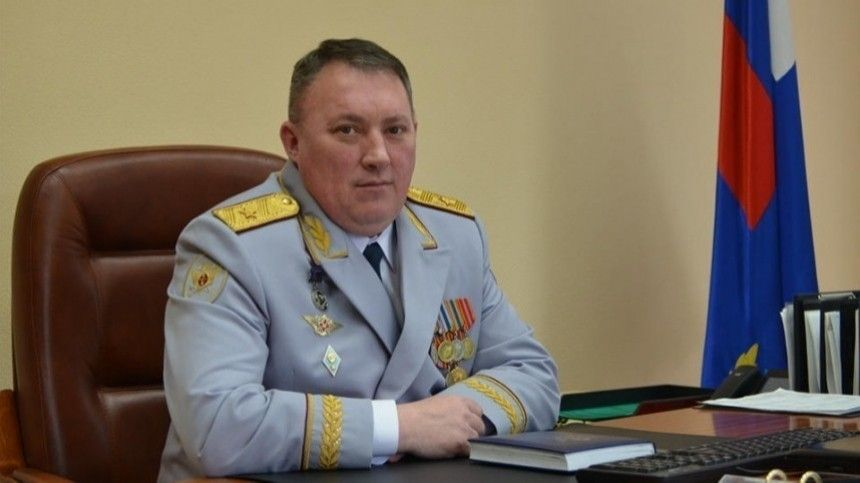 Задержан подозреваемый вубийстве главы УФСИН поЗабайкалью