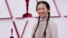 Хлоя Чжао стала лауреатом «Оскара» как лучший режиссер