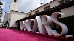 ТОП-5 самых ярких нарядов накрасной дорожке «Оскара»— видео