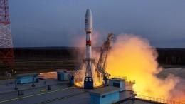 «Роскосмос» успешно вывел наорбиту 36 британских спутников связи
