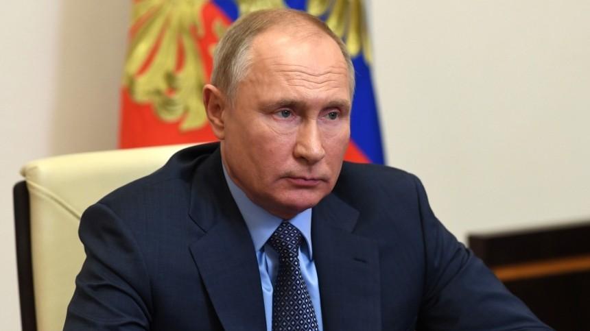 Довел до«седых волос»: какая фраза Путина заставила нервничать всю Европу