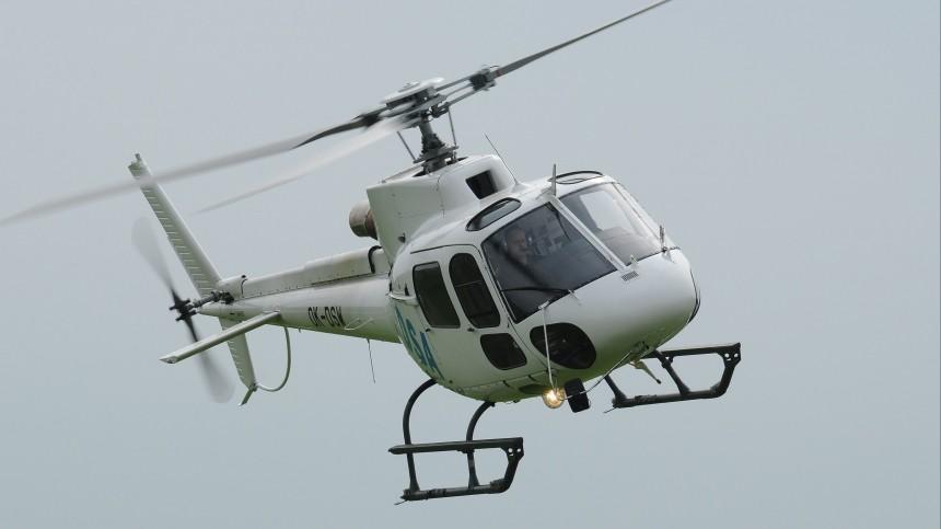 Три человека погибли врезультате крушения вертолета вканадской Арктике