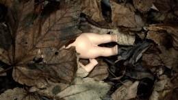 Тело младенца обнаружили посреди кладбища вДагестане— видео