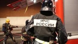 Трое детей погибли врезультате страшного пожара вХакасии