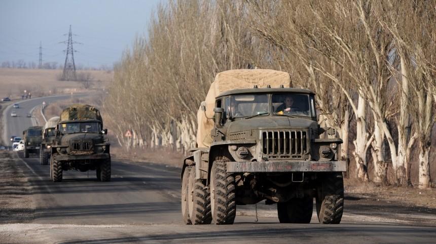 США указали Украине наважность реализации Минских соглашений