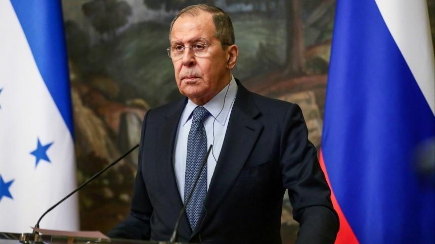 Лавров: войны вДонбассе сУкраиной можно инужно избежать