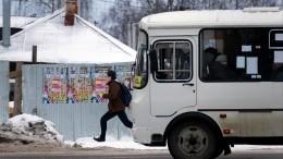 «Авычекричите-то?»— водитель маршрутки устроил гонки повстречке вКрасноярске