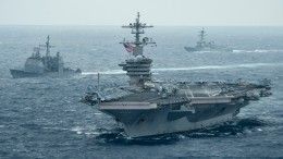 Пентагон призвал Иран «недопускать просчетов» довстречи скораблями КСИР
