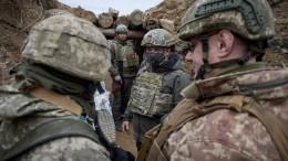 Лавров назвал отличие ситуации вДонбассе отАбхазии иЮжной Осетии