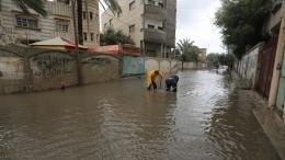 Саудовская Аравия переживает крупнейшее запоследние годы наводнение