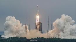 Полет нормальный: КНР празднует запуск модуля будущей орбитальной станции