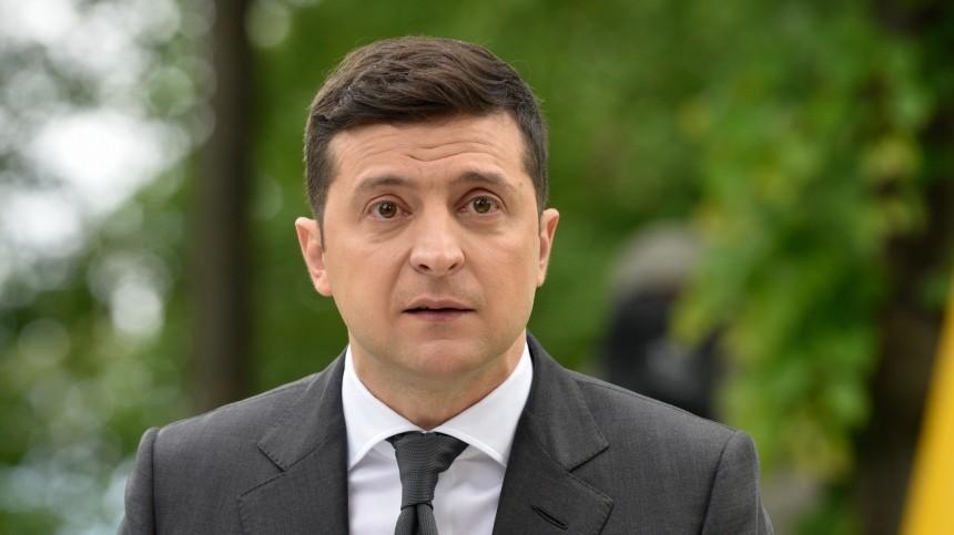 «Иди мимо»: украинцы высмеяли слова Зеленского овстрече сПутиным вВатикане