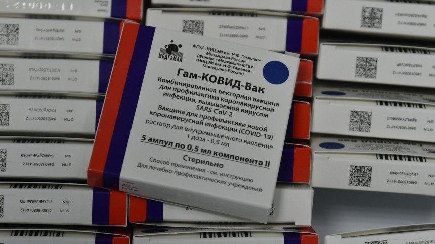 Турция закупила уРоссии вакцину откоронавируса «Спутник V»