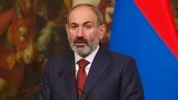 Пашинян оценил перспективы отношений сРоссией после выборов вАрмении