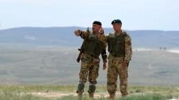Ккиргызско-таджикской границе собеих сторон стягиваются войска