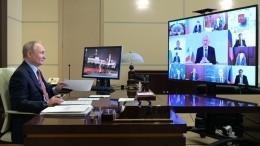 Путин вспомнил булочки изповести Салтыкова-Щедрина, говоря о«Северном потоке— 2»
