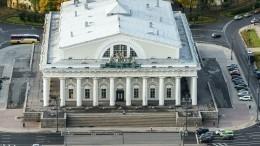 «Осталось стоять десять лет»: эксперт осостоянии здания Биржи вПетербурге