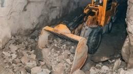 Рабочий погиб врезультате обрушения породы накомбинате под Мурманском