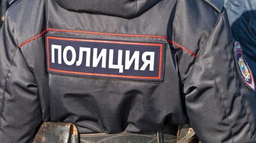 Проверяются данные опакете совзрывчаткой вПетроградском районе Петербурга