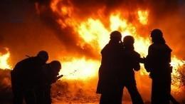 Трасса «Магнитогорск— Уфа» перекрыта из-за взрыва нагазопроводе вБашкирии