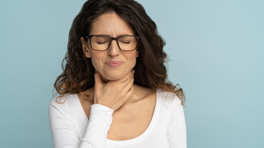 Чем могут быть опасны боли вгорле? —мнение отоларинголога