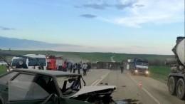 Мурашко взял под контроль оказание помощи пострадавшим вДТП вСтаврополье