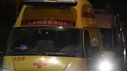 Автобус спассажирами опрокинулся вХабаровске. 32 человека пострадали
