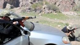 Погранслужба Киргизии: Таджикистан открыл огонь пожилым домам