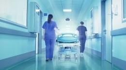 «Живой труп»: вбольнице женщина покрылась страшными язвами после инсульта