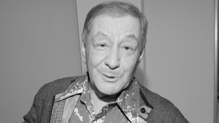Умер первый продюсер Аллы Пугачевой Михаил Плоткин