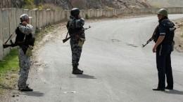 Киргизия иТаджикистан договорились ополном прекращении огня награнице