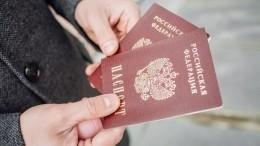 Украинцы составили большинство среди получивших гражданство России в2020 году