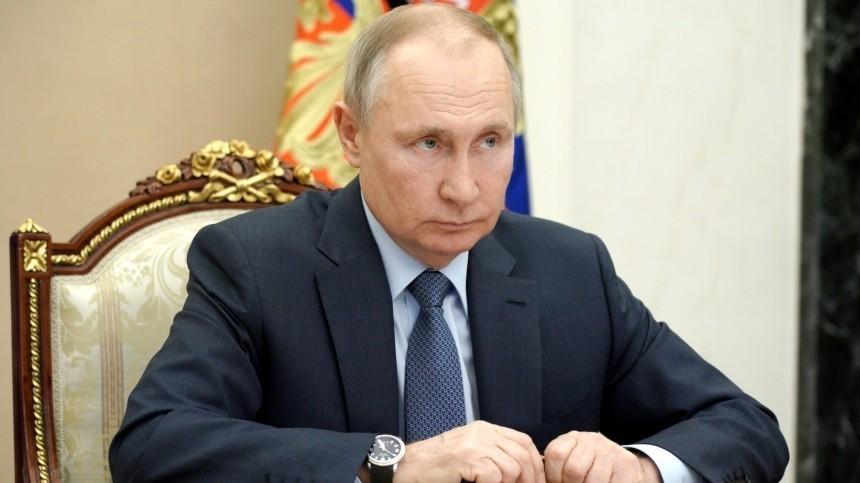 Как Владимир Путин «превратился вкошмар» для Джо Байдена?