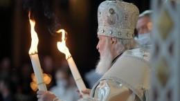 Прямая трансляция пасхальных богослужений вПетербурге ивМоскве
