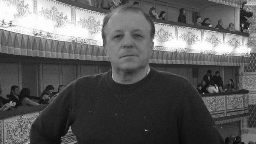 Ведущий телеканала «78» Леонид Генусов умер вПетербурге