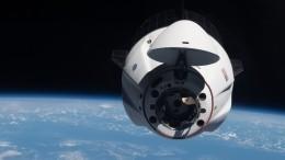 Космический корабль Crew Dragon счетырьмя астронавтами вернулся наЗемлю— видео
