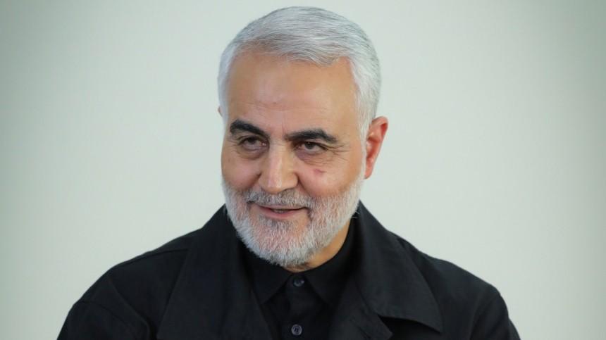 Глава МИД Ирана извинился заслова обубитом генерале Сулеймани
