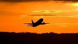 Вылетевший изСочи самолет совершил аварийную посадку вПетербурге