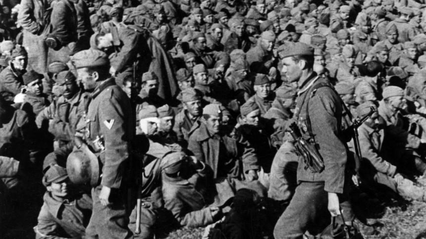 Историк спецслужб: британцы убили тысячи советских пленных в1945 году