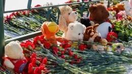 ВВолгограде похоронили школьниц, погибших вДТП наСтаврополье