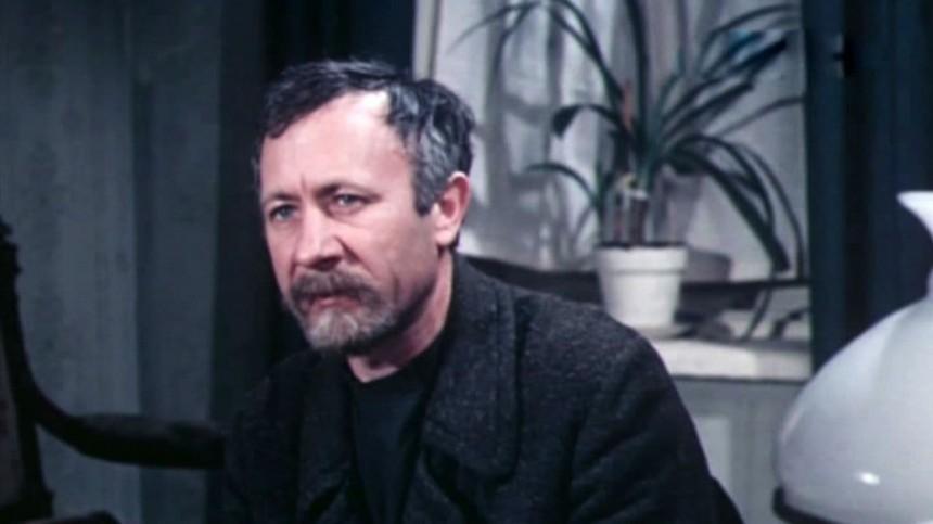 Умер звезда фильма «Тыуменя одна» Ефим Каменецкий