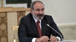 Парламент Армении отклонил кандидатуру Пашиняна напост премьер-министра