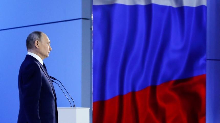 Путин поручил реализовать предложенные «Единой Россией» социальные инициативы