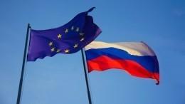 Постпред РФразъяснил Евросоюзу принятые Россией контрмеры насанкции ЕС