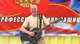 Розенбаум выступил перед российскими военными наавиабазе Хмеймим вСирии