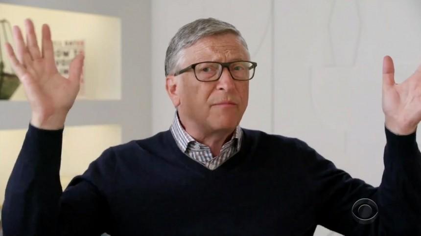 Билл Гейтс объявил оразводе сженой спустя 27 лет брака