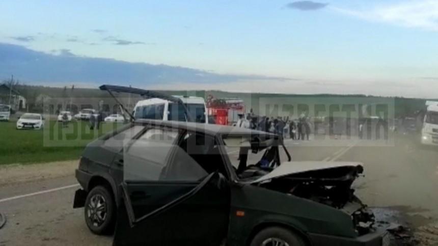 Волгоградцы заступились завозможного виновника ДТП сдетьми вСтаврополье