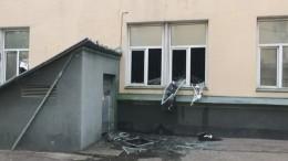 ВМЧС опровергли гибель трех человек при пожаре вмосковской гостинице