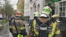Прокуратура Москвы организовала проверку из-за пожара вгостинице «Вечный Зов»