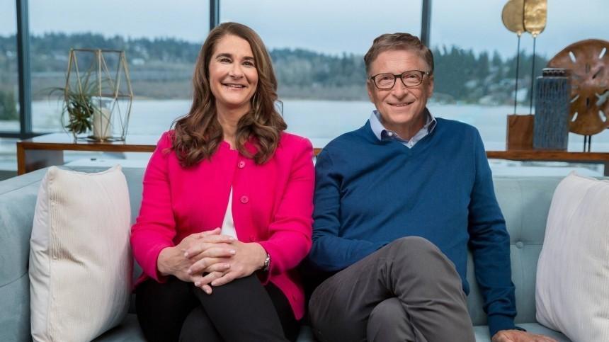 Жена Билла Гейтса решила отказаться оталиментов после развода